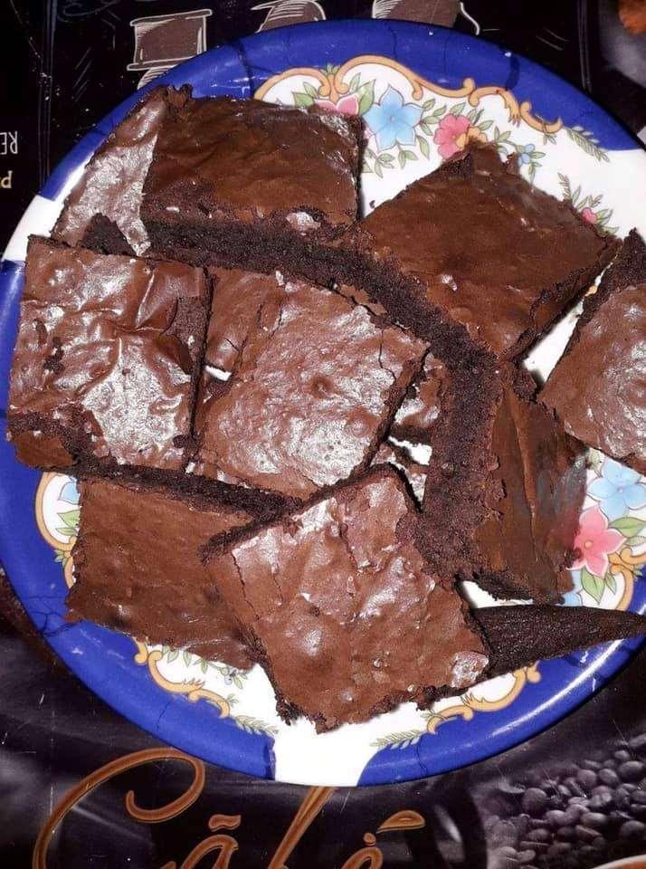 Keto Snickers Brownies