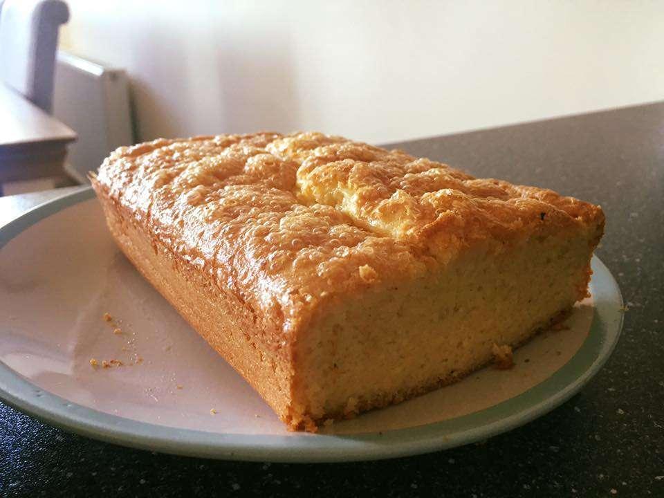 Keto Garlic bread: