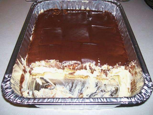 Keto Eclair cake?
