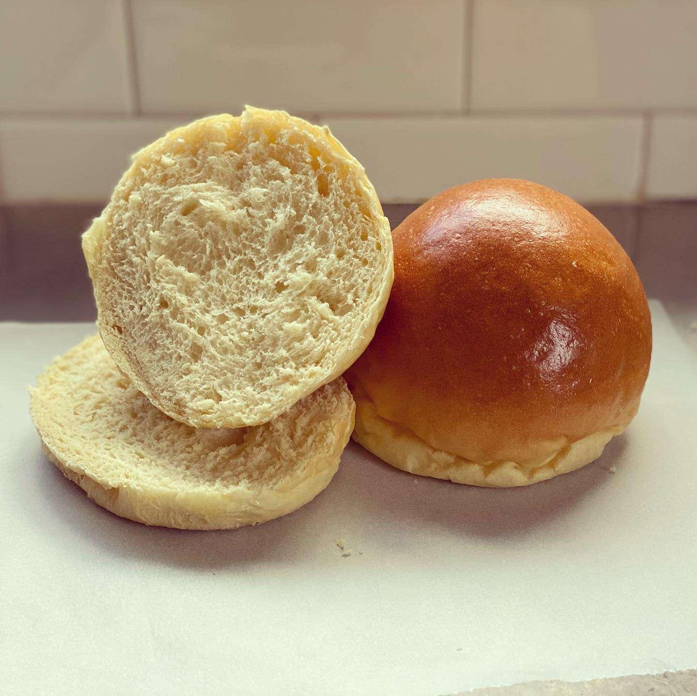 Keto Hamburger Bun