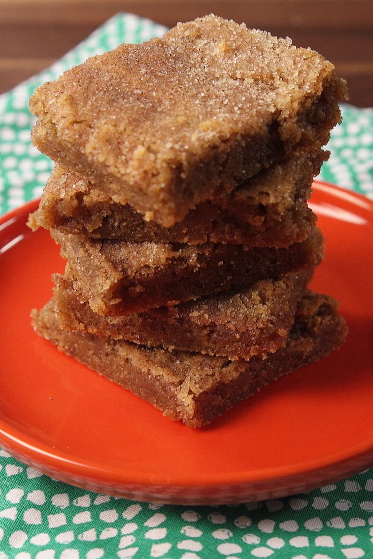 Keto Blondies!