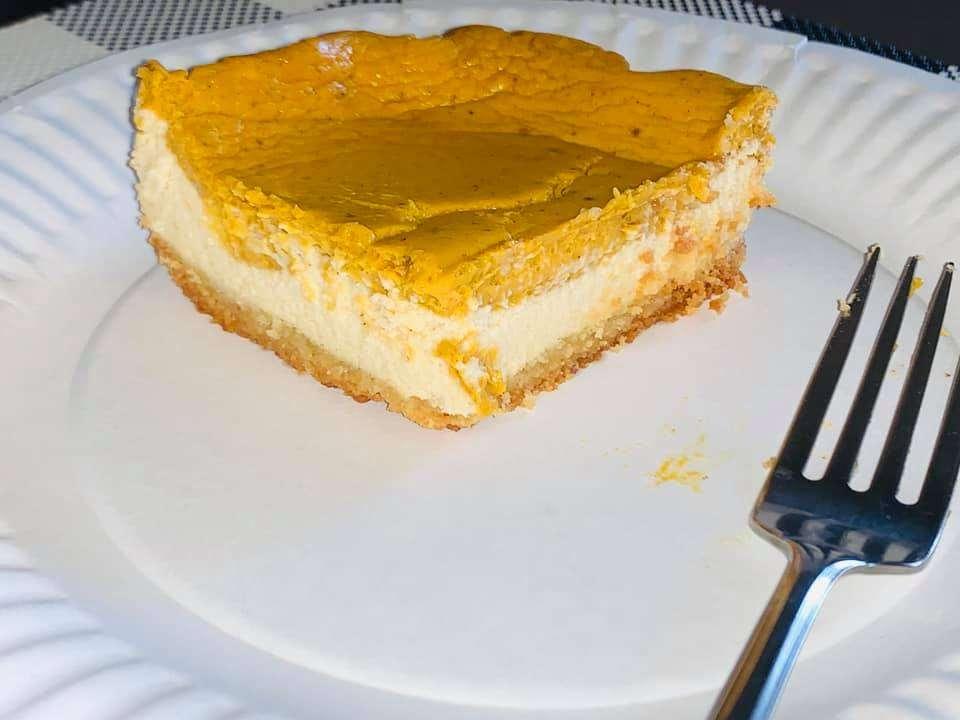 Keto Low Carb Egg Pie