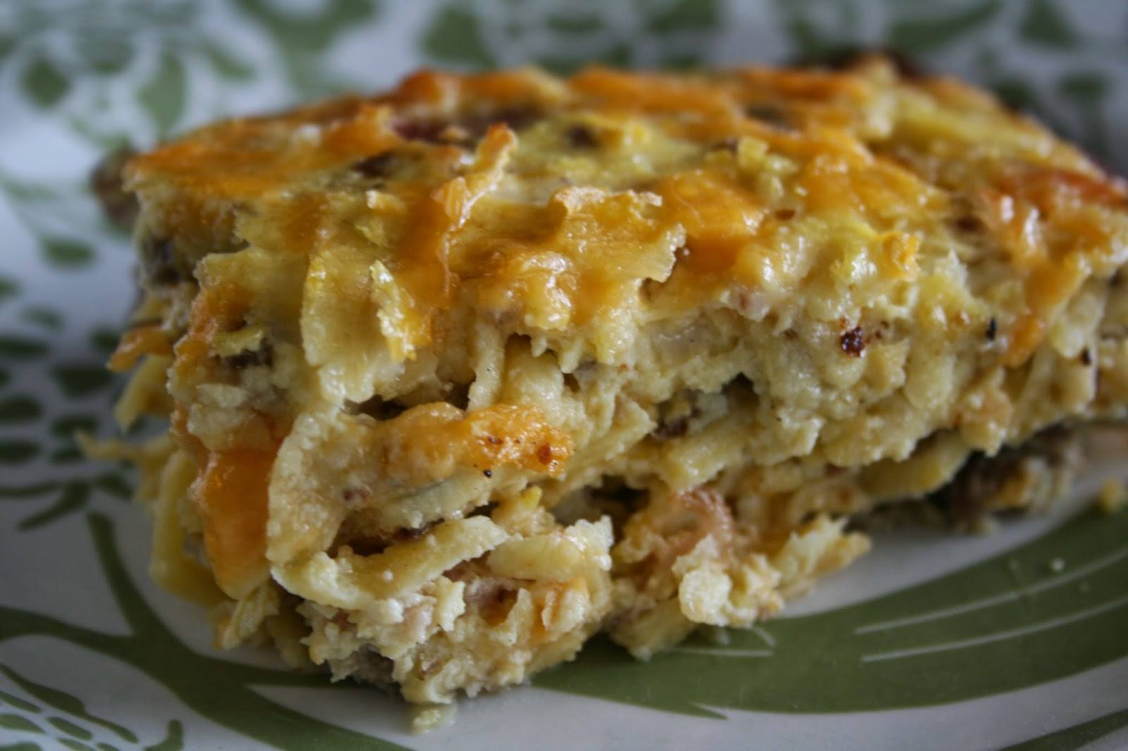 cheese hash brown casserole