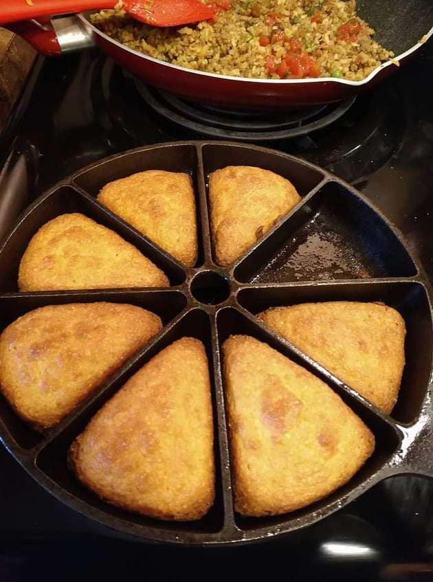 keto cornbread recipe