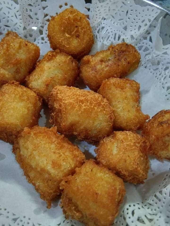 Keto fish ball recipe