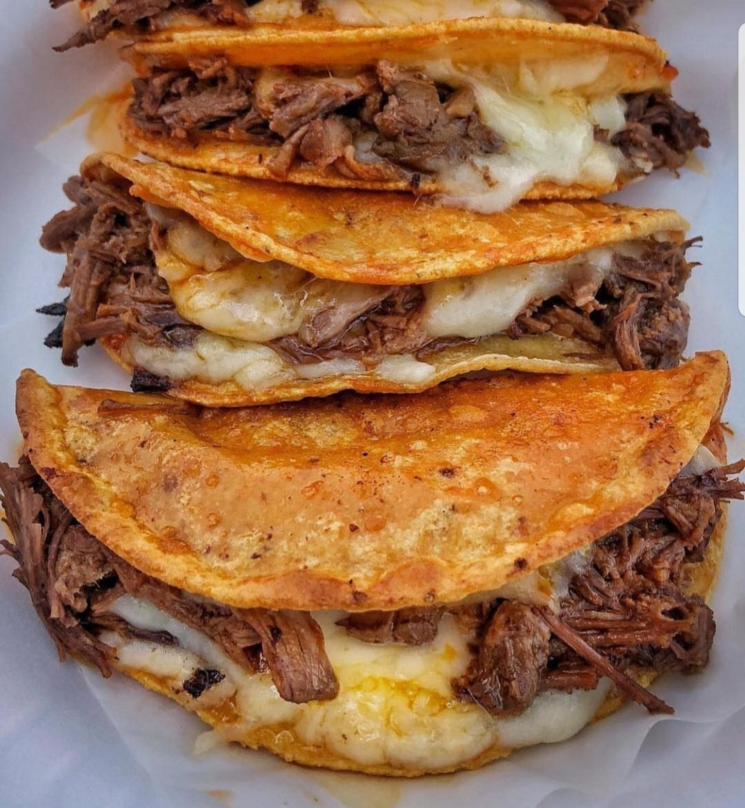 keto chicken tacos